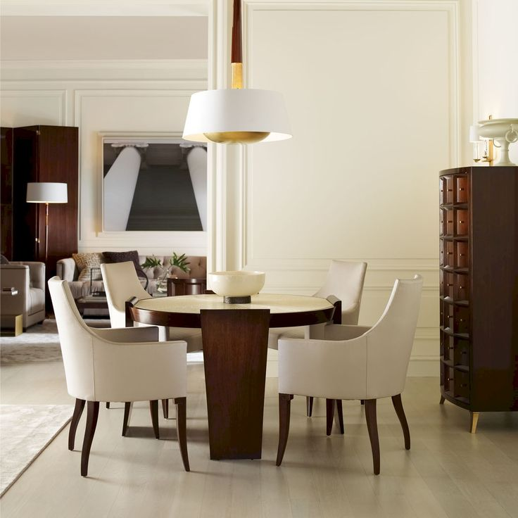 Furniture Meubles: Thomas Pheasant Collection By Baker Furniture.
