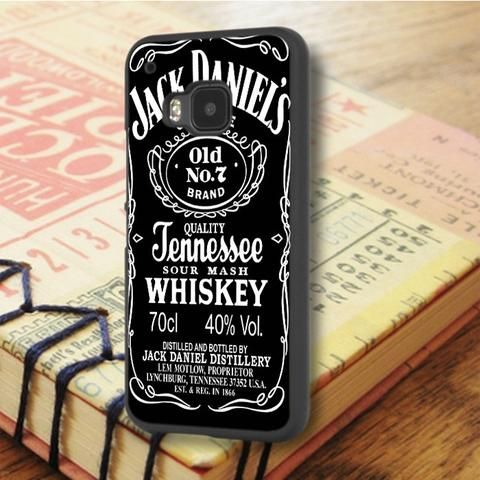 Jack Daniels Whiskey HTC One M9 Case
