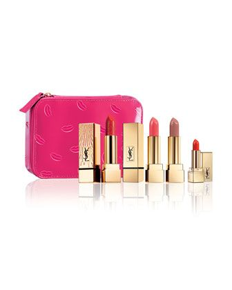 Limited Edition Ultimate Lip Set by Yves Saint Laurent Beaute at Neiman Marcus.