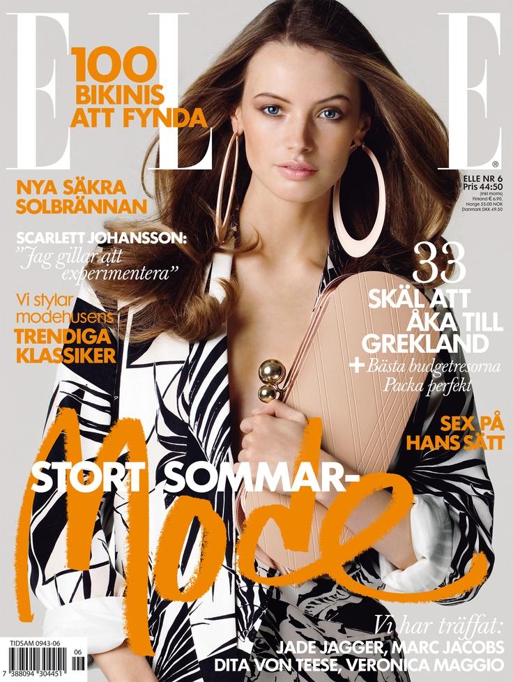 ELLE 6/2009 (butik)
