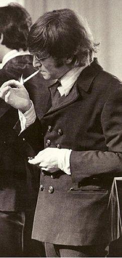 John, smoking can kill you.