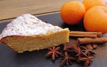 Cake Clementine, met mandarijntjes