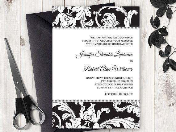 11 best Wedding Invitation Templates \ - formal invitation templates