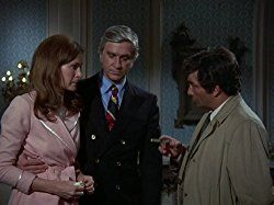 Peter Falk, Leslie Nielsen, and Susan Clark in Lady in Waiting (1971)