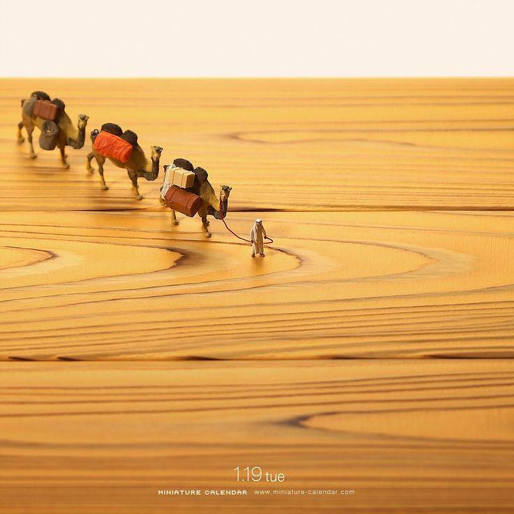 """. 1.19 tue """"Desertification"""" . 森林破壊による砂漠化。 . #木目 #砂漠  #GrainofWood #desert . ."""
