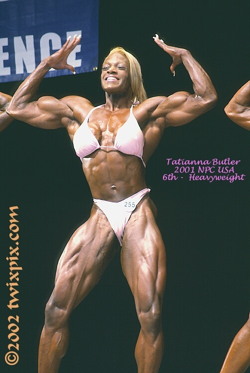 this is bodybuilder tatianna butler. | Bodybuilding ...