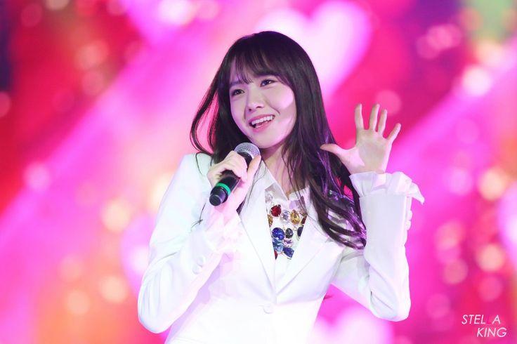 #Yoona #girlgeneration #fanmeeting #Shanghai #2015