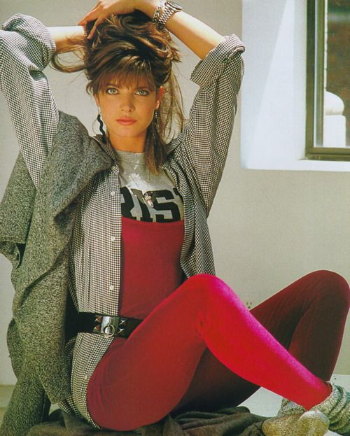 Elle Fitness Leggings: 25+ Best Ideas About 1980s Aerobics On Pinterest