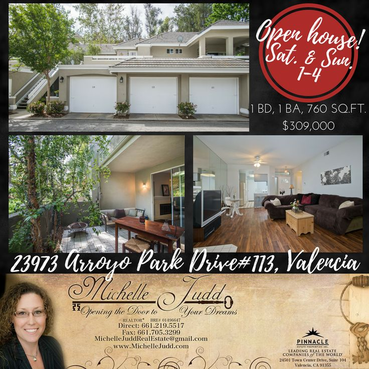 Good Another Open House TODAY From Go Take A Look At My Listing On Arroyo Park!