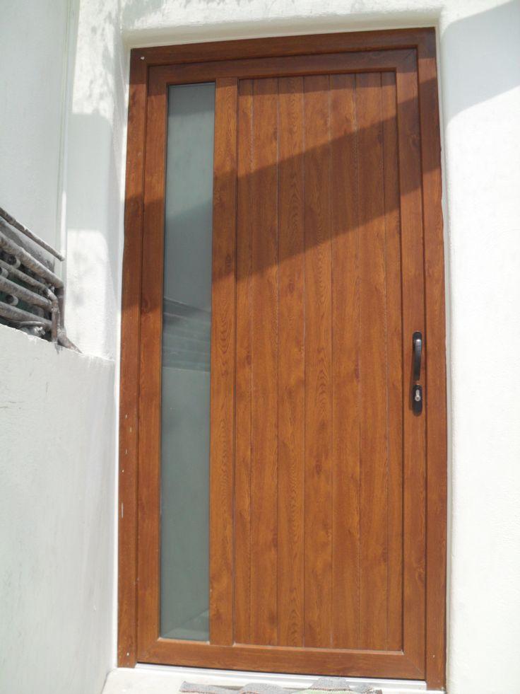 M s de 25 ideas incre bles sobre puertas pvc en pinterest for Puertas pvc exterior