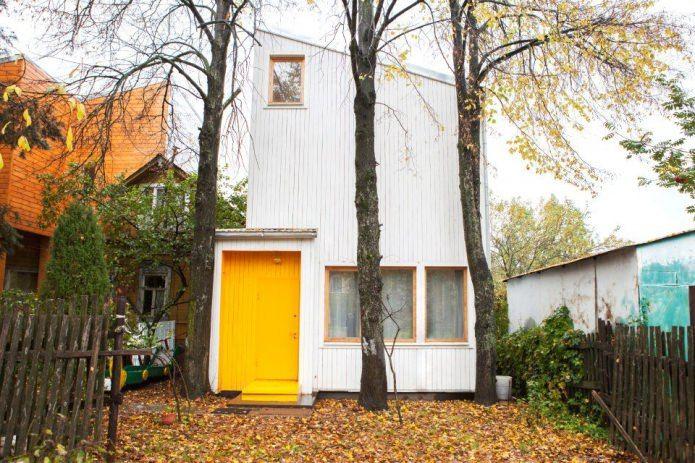Загородный дом 100 кв. м. в стиле минимализм