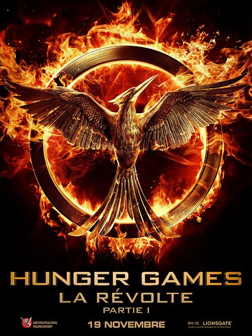 Watch The Hunger Games: Mockingjay - Part 1 Full-Movie