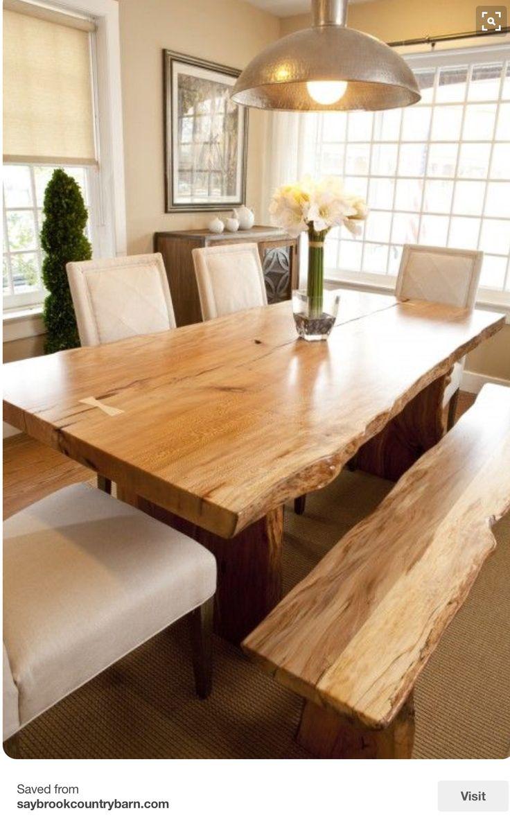 Modern Dining Table Idea