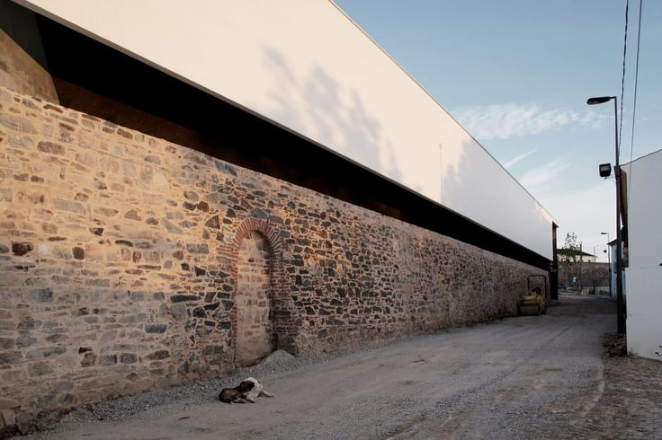 Ventura Trindade Arquitectos · Museu Municipal de Arqueologia de Moura
