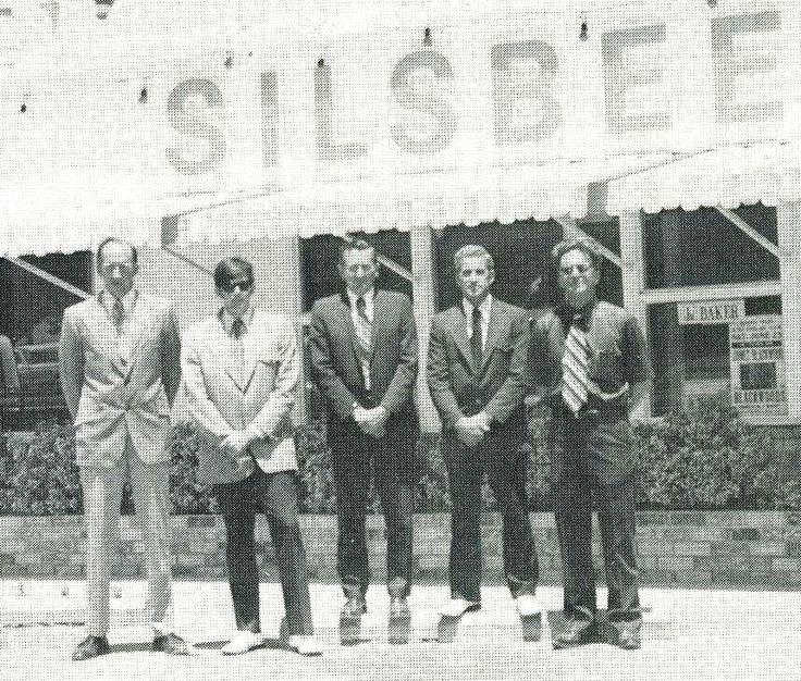 Silsbee Motor Company >> Silsbee ~ Silsbee Auto 1973 Mr. R.F. (Sleepy) Sanford, Mr. Junior Baker, Mr. Don Hawthorne, Mr ...