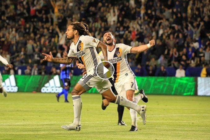 Video : La Galaxy 2-0 Montreal Impact Highlights & Goals - Major League Soccer - April 8, 2017 - FootballVideoHighlights.com. Watch Full Time Vide...