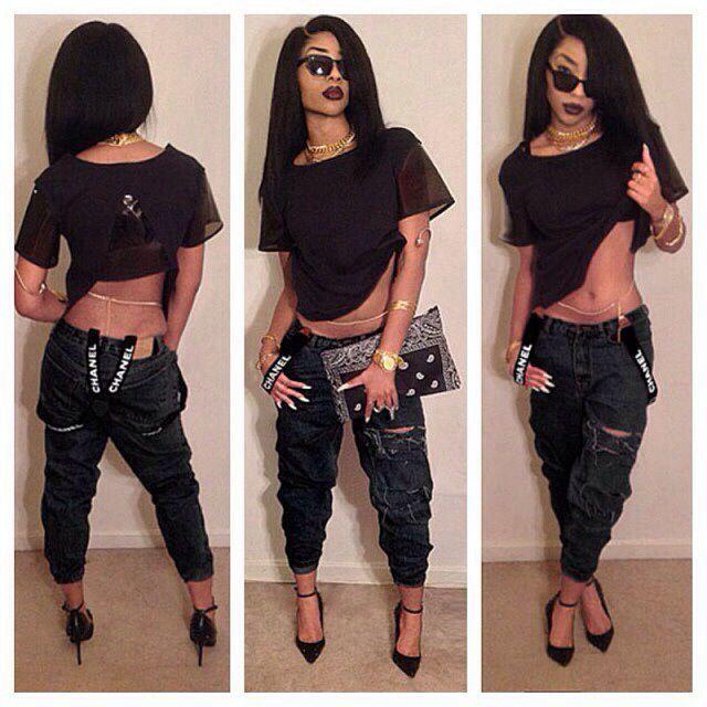 Aaliyah Swag Prettygirlz Swag Pinterest