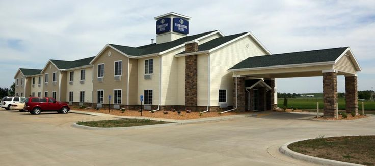 Enjoy All The Comforts Of Home At Cobblestone Hotel In Wayne Ne