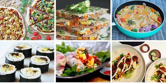 Vegansk Mat – Over 50 Kjøttfrie Oppskrifter og Middagstips!