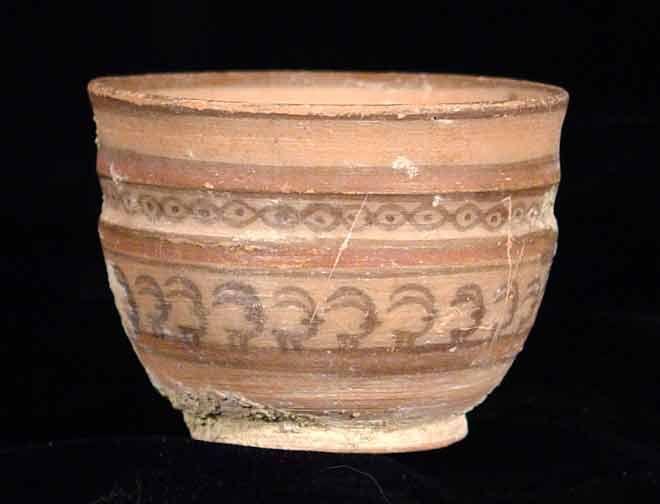 Indus Valley Civilization Pottery   7830. MEHRGARH ...