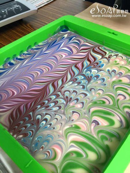 Soap Swirl smorgasbord