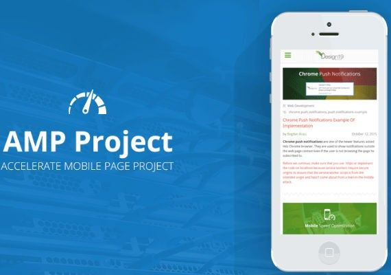 AMP (Accelerated Mobile Pages)