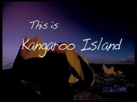 SeaLink Kangaroo Island advertisement