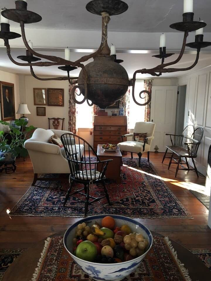 Colonial Home Style Colonial Home Decor Colonial Living Room Country Kitchen Decor