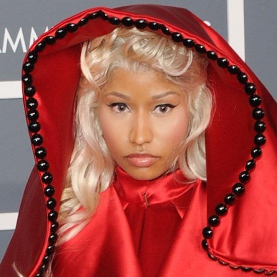One of my favourite Nicki Minaj Pictures <3 x   no fake eye lashes!!