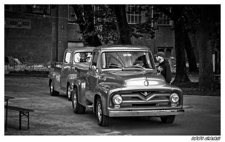 """""""US Car Season Closer"""" on Zeche Ewald/Dorsten (NRW) in Germany in 09/2014."""