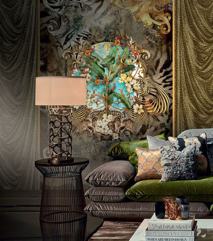 design a small bedroom 43 best roberto cavalli wallpapers images on 15129