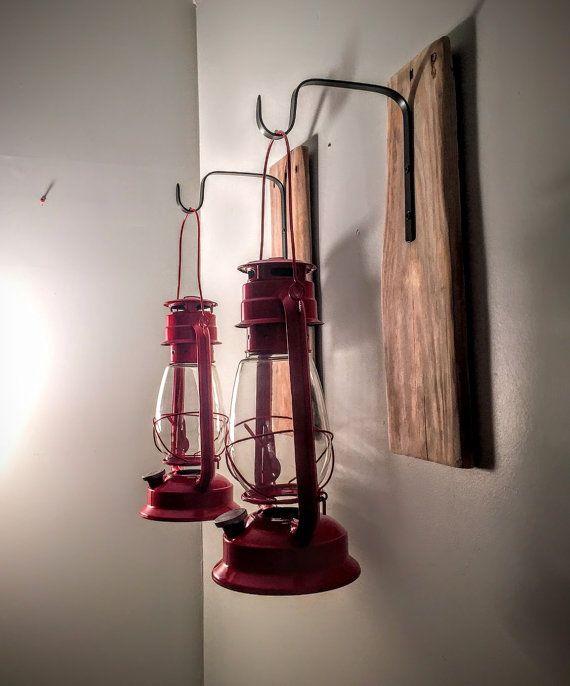 Wall Sconces Rustic: 25+ Toppenidéer För Rustic Lanterns På Pinterest