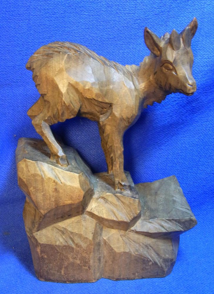 Best woodcarving chamois images on pinterest carved