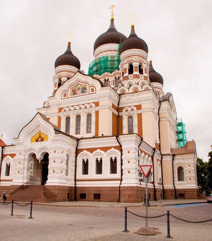 IgrejaortodoxaTaillin - Estonia
