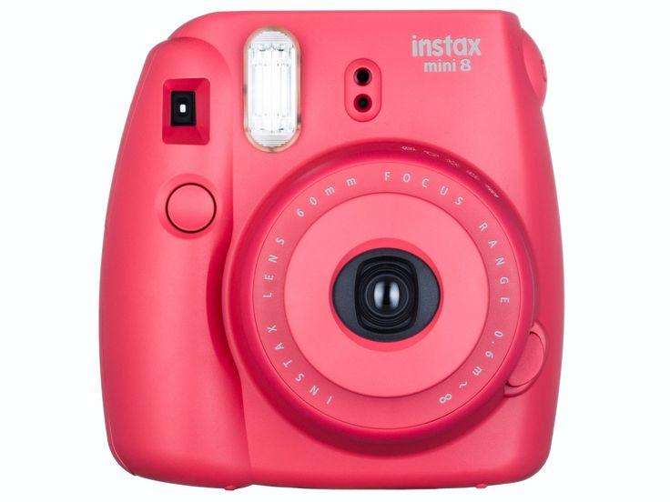 Cámara Fujifilm Instax Mini 8 Raspberry