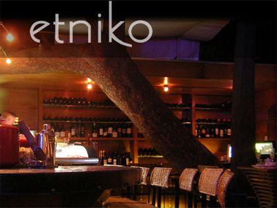 Dinner at Etniko for Asian style cuisine!
