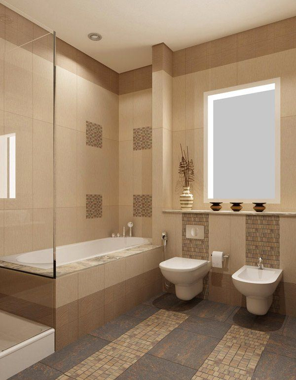 16 Beige and Cream Bathroom Design Ideas     We must know that there are set of ideas in choosing the best color for your bathroom. Since coloring or painting our own bathroom is the top most priority. We also know that many of us are wishing to have a large bathroom in our house. But it's v...