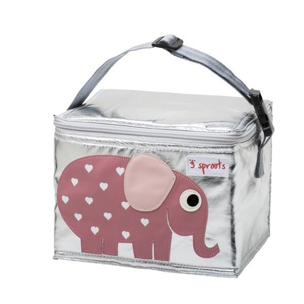 Image of Lunch Bag 3sprouts Elefante