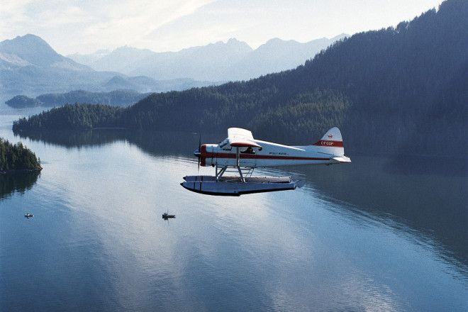 57 Fly in ultimate style from Vancouver to Whistler
