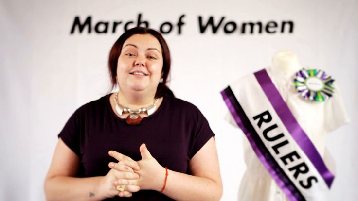 Join the March of Women