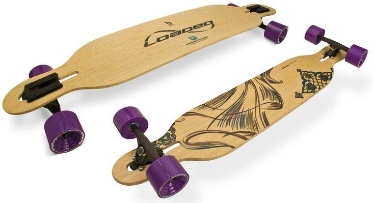 Loaded Dervish Longboard....this is my exact one except myn has orange wheels...I LOVE IT