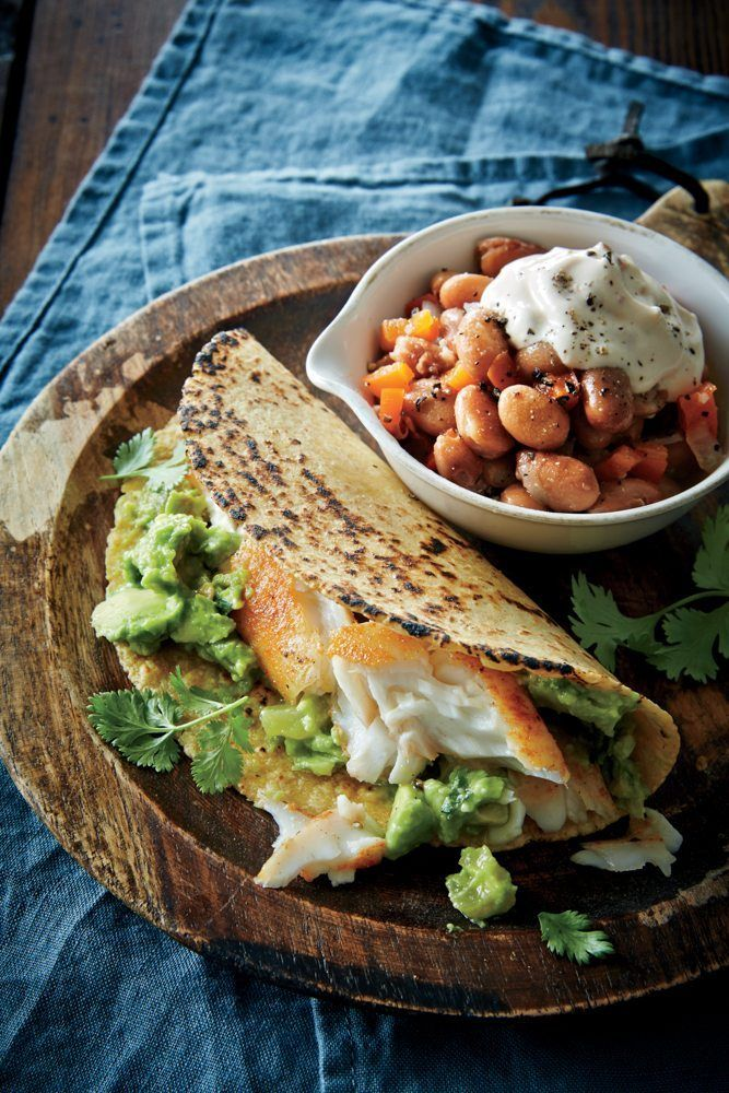 Inexpensive tilapia is readily available and makes an excellent debut in these tacos. Broiling makes this a no-fuss fish dish that packs plenty of protein..