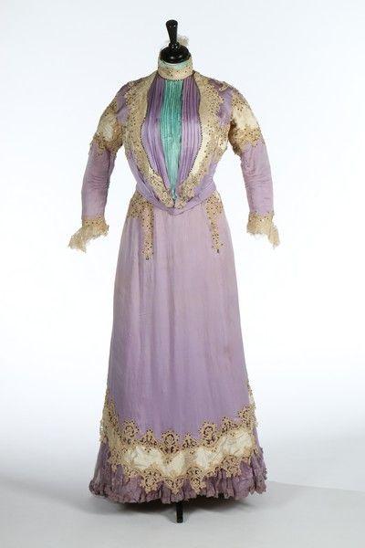 Dress Jacques Doucet, 1900s Kerry Taylor Auctions