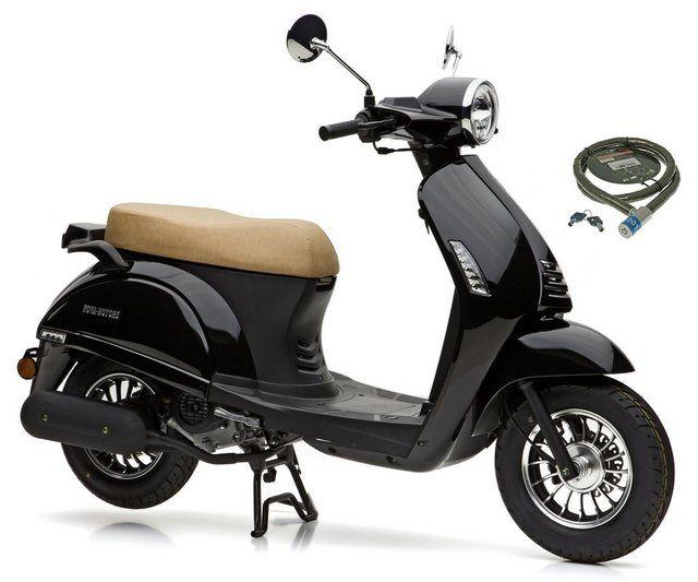 Nova Motors Motorroller Grace 49 Ccm 45 Km H Euro 4 Online Kaufen Roller Motorroller Mofa