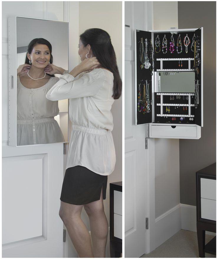 cabidor jewelry storage cabinet 1