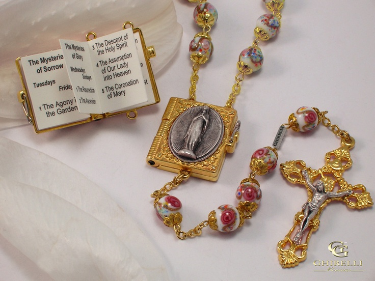 Best ideas about rosary mysteries on pinterest