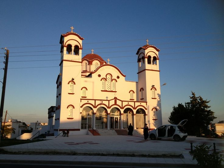 Φέρες (Feres) στην πόλη Έβρος, Έβρος
