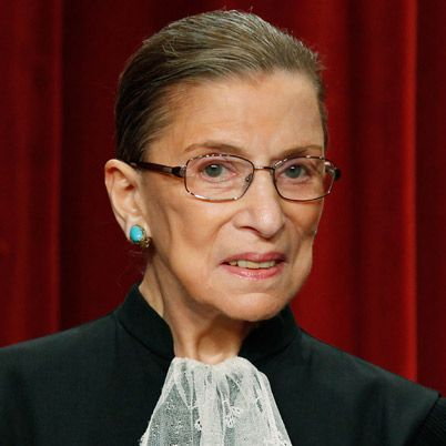 Born March 15, 1933, in Brooklyn, New York.   Ruth Bader Ginsburg is an Associate Justice of the Supreme Court of the United States. She was appointed by President Bill Clinton and took office in 1993, becoming only the second woman to serve on the Supreme Court. She studied at Harvard with just eight other women in a class of 500. Challenged by a very male-dominated, hostile environment all along her journey, she continually moved up.