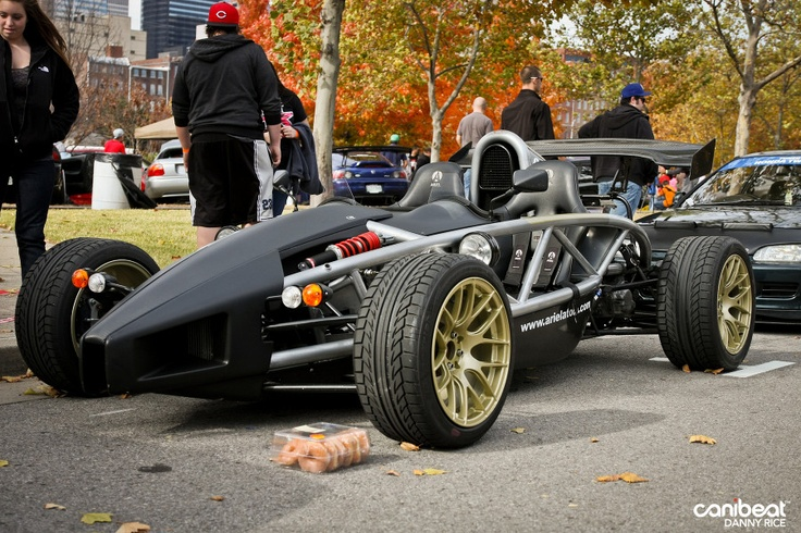 Push the limit in an Aerial Atom