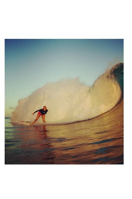 Best Surfing Images On Pinterest Ocean Waves Big Waves And - Guys sets himself on fire before surfing a huge wave